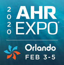 AHR EXPO 2020, Booth 9413